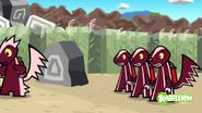 Skunk soldiers