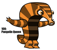 Pangolin Queen