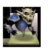 Wraith tile