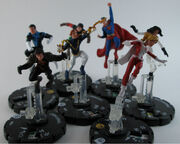 Legion of Super Heroes Banner