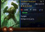 Ironbark Overlord T1