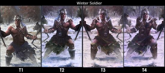 WinterSoldierevo