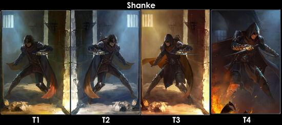 Shankevol