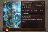 Amythestine