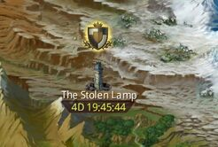 The Stolen Lamp