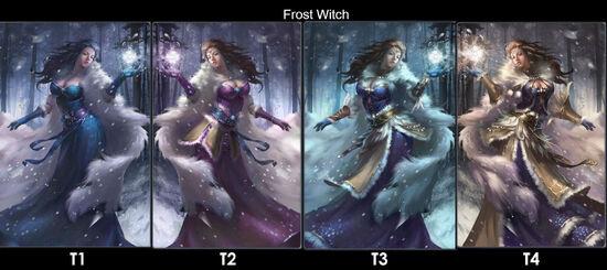 FrostWitchEvo