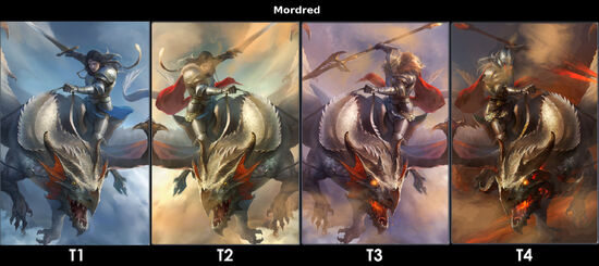MordredEvo