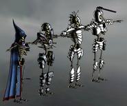 Skeleton crafting