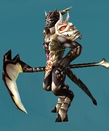 Ivory Slayer in 3D