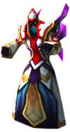 Arcane warrior 3d image