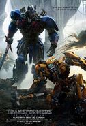 Transformers The Last Knight (2017)