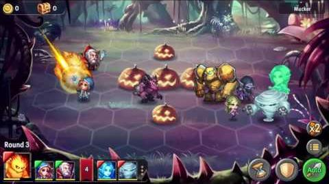 Heroes Tactics Land of Thorns 8