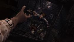 Ben Paul falls to his death