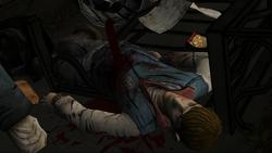 Ben Paul Impaled