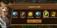 Captains Gift