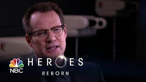 Heroes Reborn - Inside the Eclipse Episode 4 The Needs of the Many