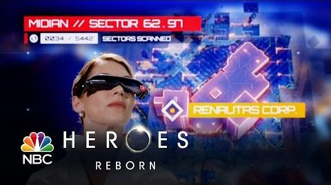 Heroes Reborn - EPIC Unveiled (Episode Highlight)