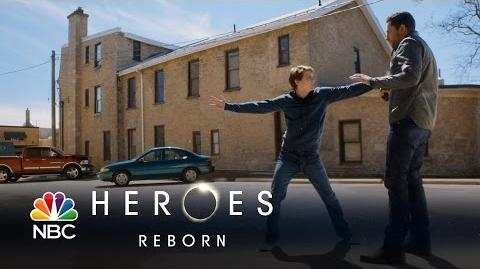 Heroes Reborn - Ice Cream Antisocial (Episode Highlight)