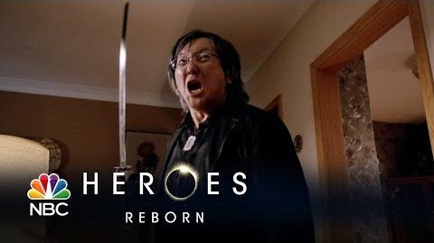 Heroes Reborn - Hiro's Last Stand (Episode Highlight)