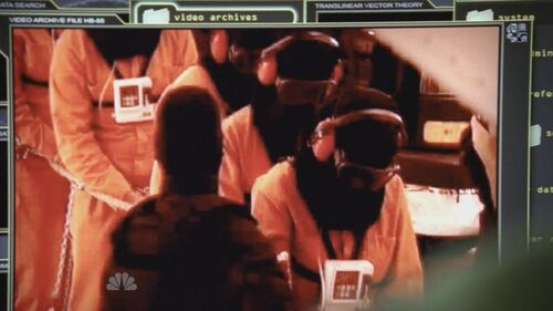 Hooded people 9