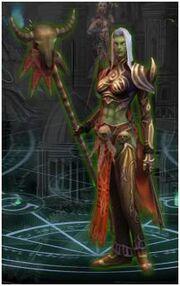 Orc Hero(Female)