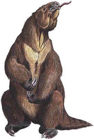 File:Giant ground sloth.jpg