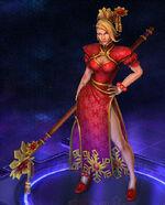 Jaina - Lunar - Red