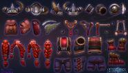 Lost Vikings - Erik cosplay 2