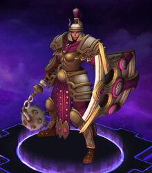 Johanna - Centurion - Amaranth