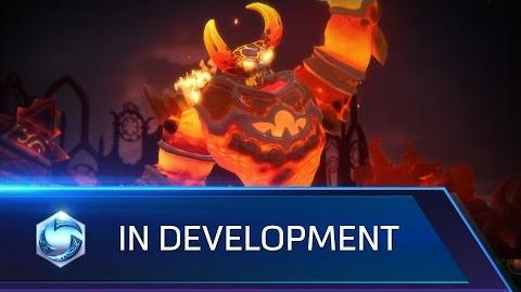 In Development Ragnaros
