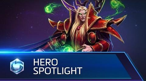 Kael'thas Spotlight – Heroes of the Storm