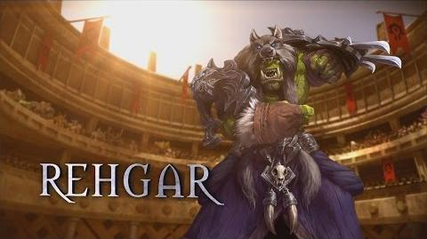 Heroes of the Storm Rehgar Trailer
