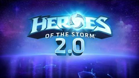 Heroes of the Storm – Progression 2