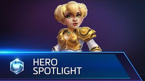 Chromie Spotlight – Heroes of the Storm