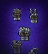 Gauntlet Hand Symbol Pack 2