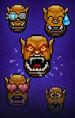 Emojis - Garrosh - Pack 2