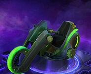 Vespene Ghost Speeder