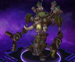 Gazlowe - Chief Engineer - Fel Iron
