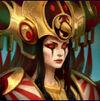 Nexus - Desert Queen Zagara Portrait