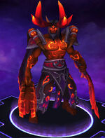 Malfurion - Druid of the Flame - Molten
