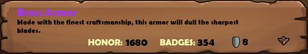 Brass Armor desc