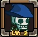 Level 2 BoneShot(Blue)