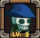 Level 3 BoneShot(Blue)