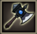 Blessed Holy Axe