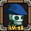 Level 15 BoneShot(Blue)