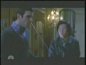Sylar and Hiro