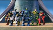 OoF Alpha Team