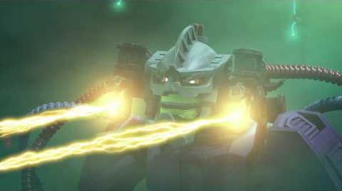LEGO® Hero Factory Character Spot - Voltix HD