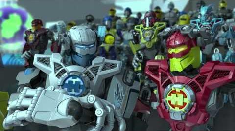 LEGO® Hero Factory - Stormer vs. Speeda Demon Mini-movie