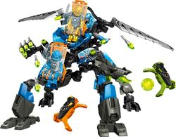 Surge and Rocka Combat Machine